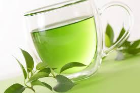 hair loss remedies: green tea
