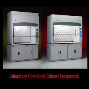 Laboratory Fume Hood Exhaust Equipments