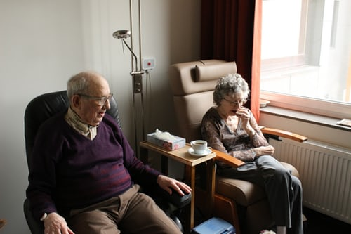 Talking about Care Homes in Birmingham